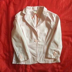 🛍J. Crew Pastel Pink Jacket Blazer